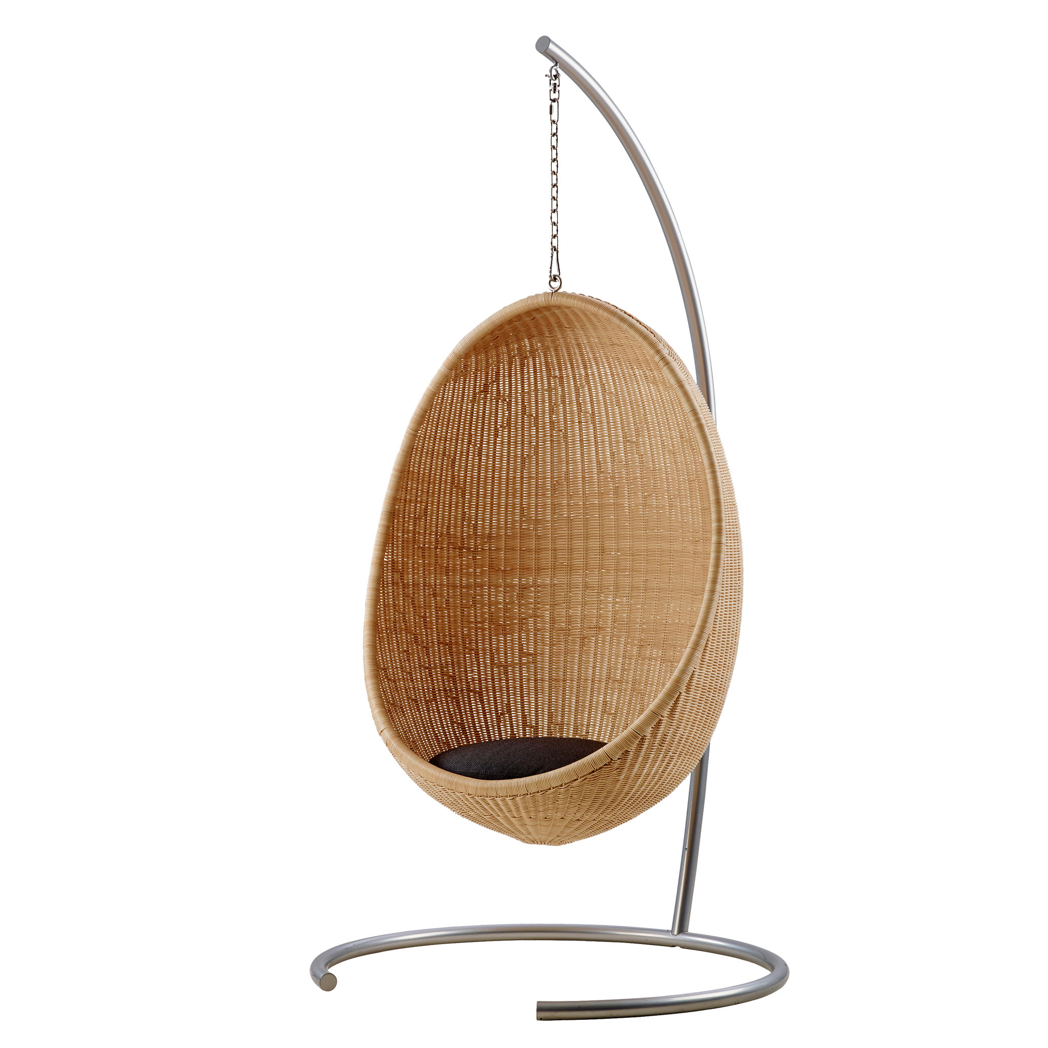 hanging egg chair domo. Black Bedroom Furniture Sets. Home Design Ideas