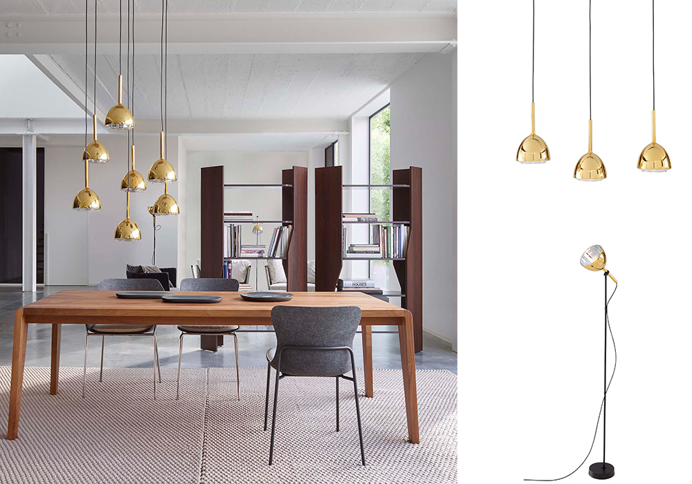six of the best new lighting products from ligne roset domo. Black Bedroom Furniture Sets. Home Design Ideas