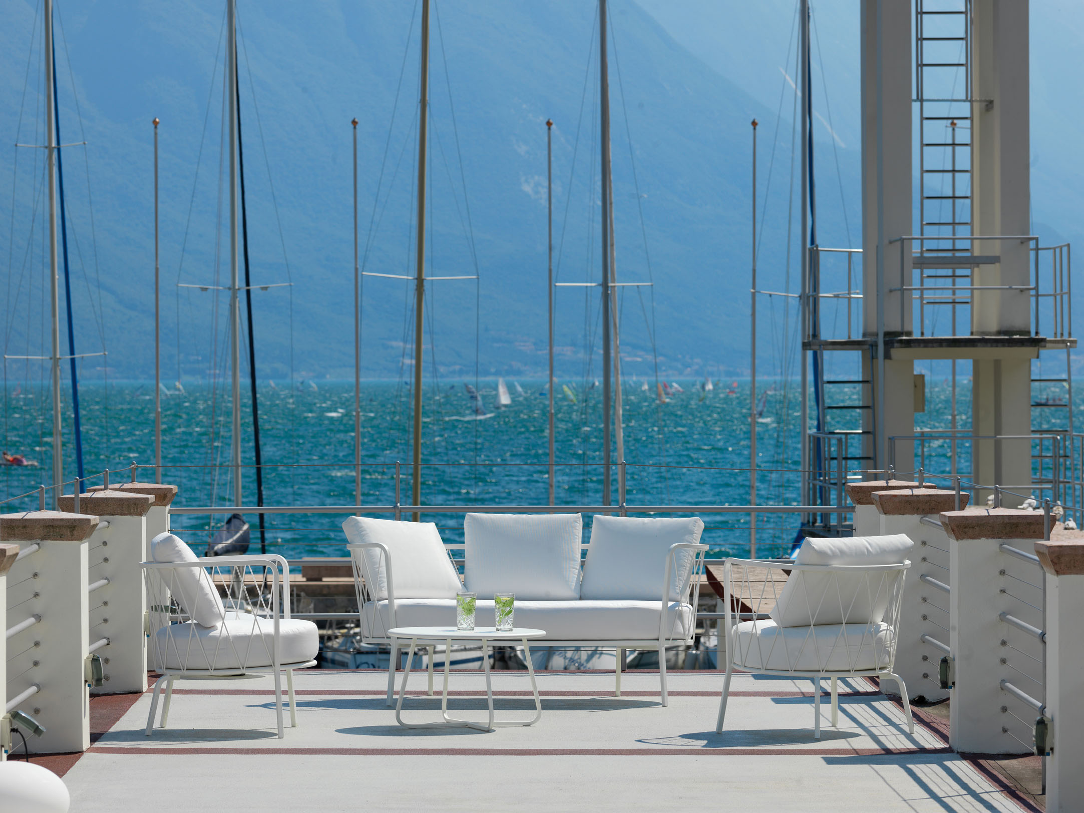 Vermobil italian made outdoor furniture now available at for Outdoor furniture italy
