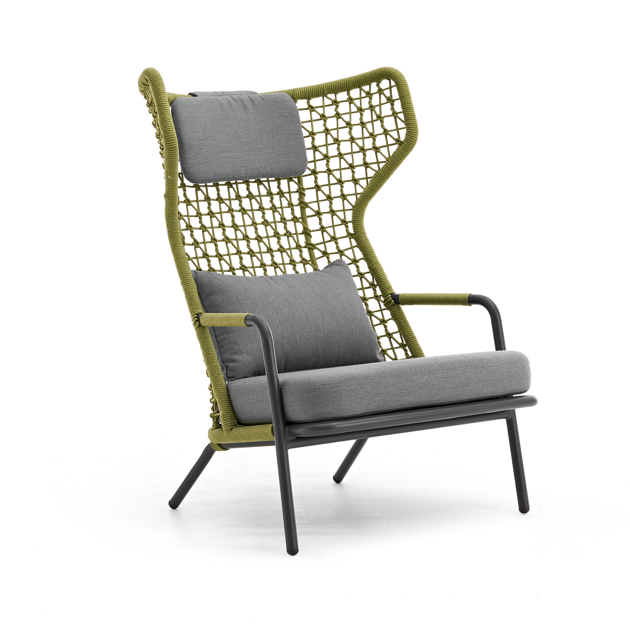 Picture of: Banyan Tree Highback Lounge Chair Domo