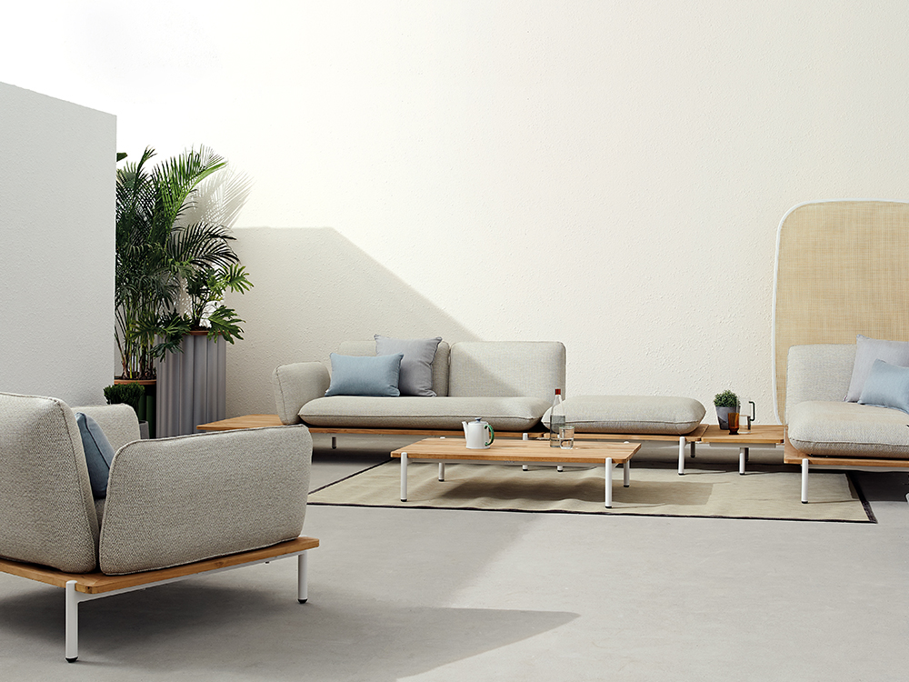 Sideboard Domo Design : Kun design: outdoor furniture inspired by nature and life domo